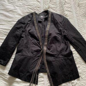 Rock & Republic Black Blazer